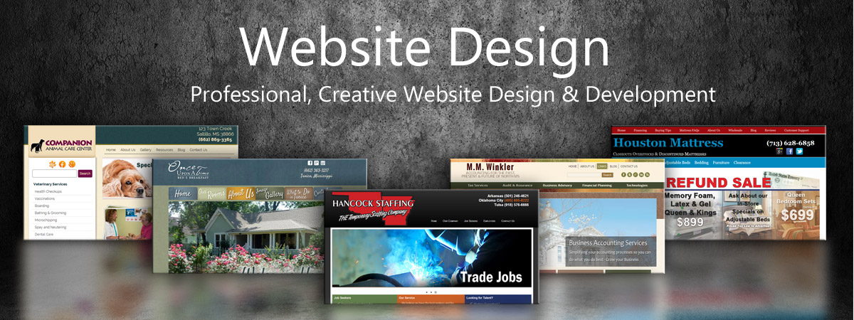 Basic Information Of Web Design And Development